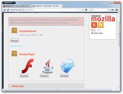 「Adobe Flash Player」「Oracle Java」「Microsoft Silverlight」の各プラグインが利用可能。公式サイトに各64bit版プラグインへのリンクが用意されている