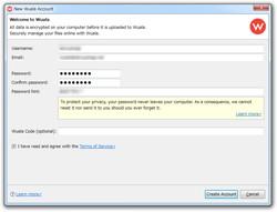 専用のファイル管理ソフトとエクスプローラ統合機能の2つから成っており、インストールする際にどれをインストールするか選択可能