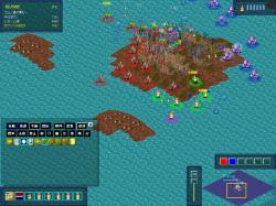 相性次第では、戦闘力の低いプリーストの部隊でも敵を倒していける