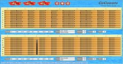 「Virtual Steel Guitar CoConuts」v1.00