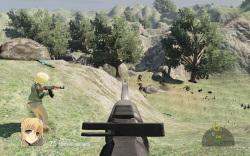 可愛い姉弟が迫り来る軍と戦うリアル系FPS