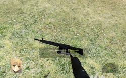 武器はマップのあちこちに落ちている。同時に2種類まで持つことが可能だ
