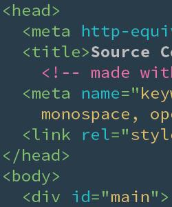「Source Code Pro」v1.009(開発ブログより引用)