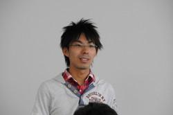 今回の勉強会を取り仕切った鈴木孝明氏