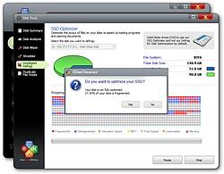 SSDの最適化機能