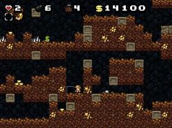 軽快な操作感のローグ系遺跡探索アクションゲーム