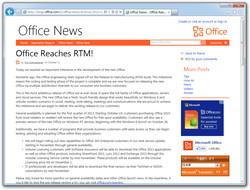 """公式ブログ""""Office News"""""""