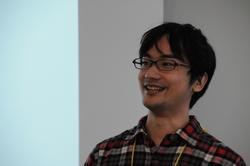 今回の勉強会を取り仕切った和田健司(@ch3cooh)氏