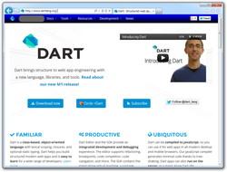 スクリプト言語「Dart」