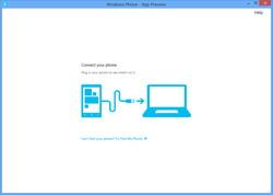 「Windows Phone app for desktop」(Windowsデスクトップ向け)