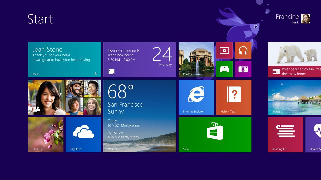 「Windows 8.1」