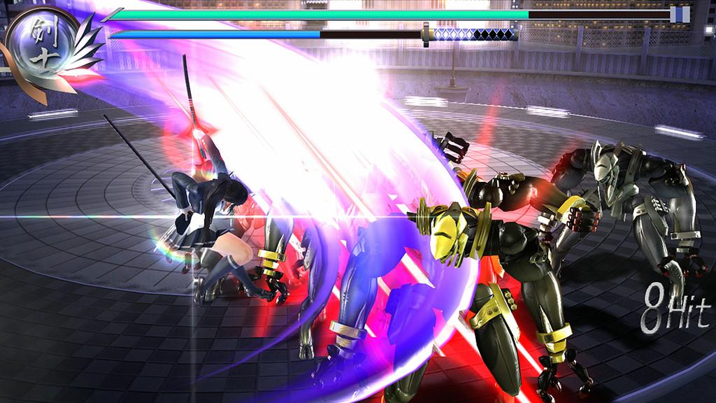 PS4「巫剣神威控」(アクティブゲーミングメディア/ZENITH BLUE)発売日未定