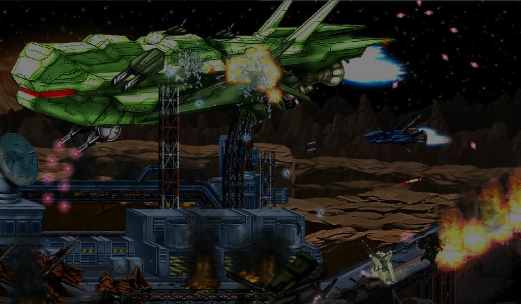 PS4「重装機兵レイノス」(ドラキュー)発売日未定