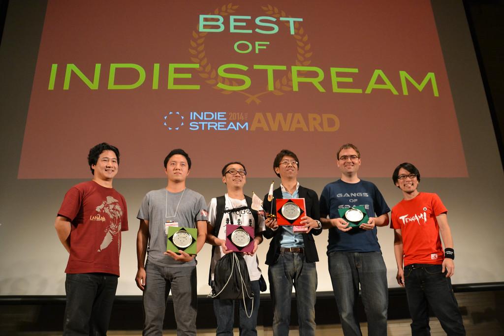 """初開催の""""INDIE STREAM AWARD 2014""""は、「メゾン・ド・魔王」がBest of Indie Streamを受賞した"""
