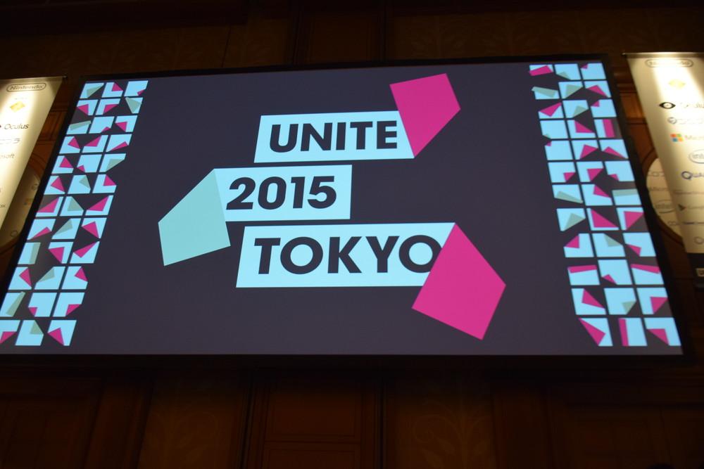 1,000人以上の開発者が集まったUnite 2015 Tokyo