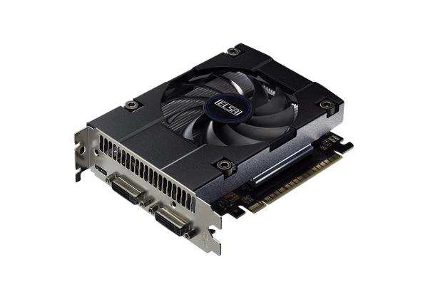 """試用に利用した""""ELSA GeForce GTX 750 Ti 2GB S.A.C CLIP STUDIO PAINT 推奨グラフィックスボード"""""""