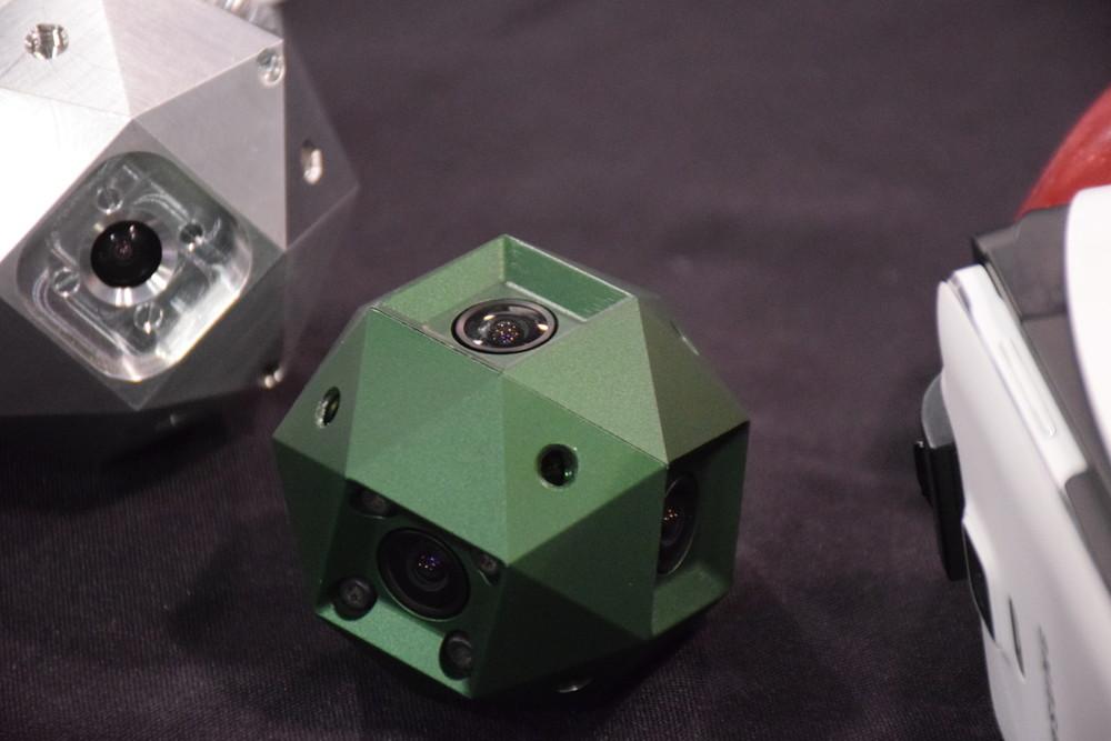 """プロ用の4K解像度の動画撮影が可能な""""Sphericam 2"""""""