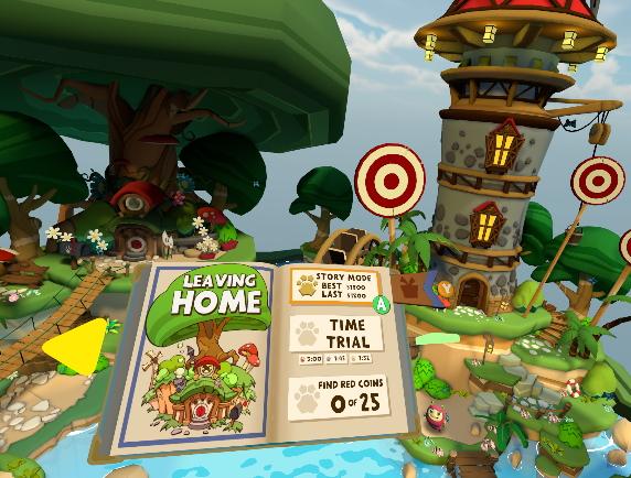 ストーリーのクリア後に追加で選べるモードは2種類だ。ゲームを全クリアしなくてもステージごとに選択できる