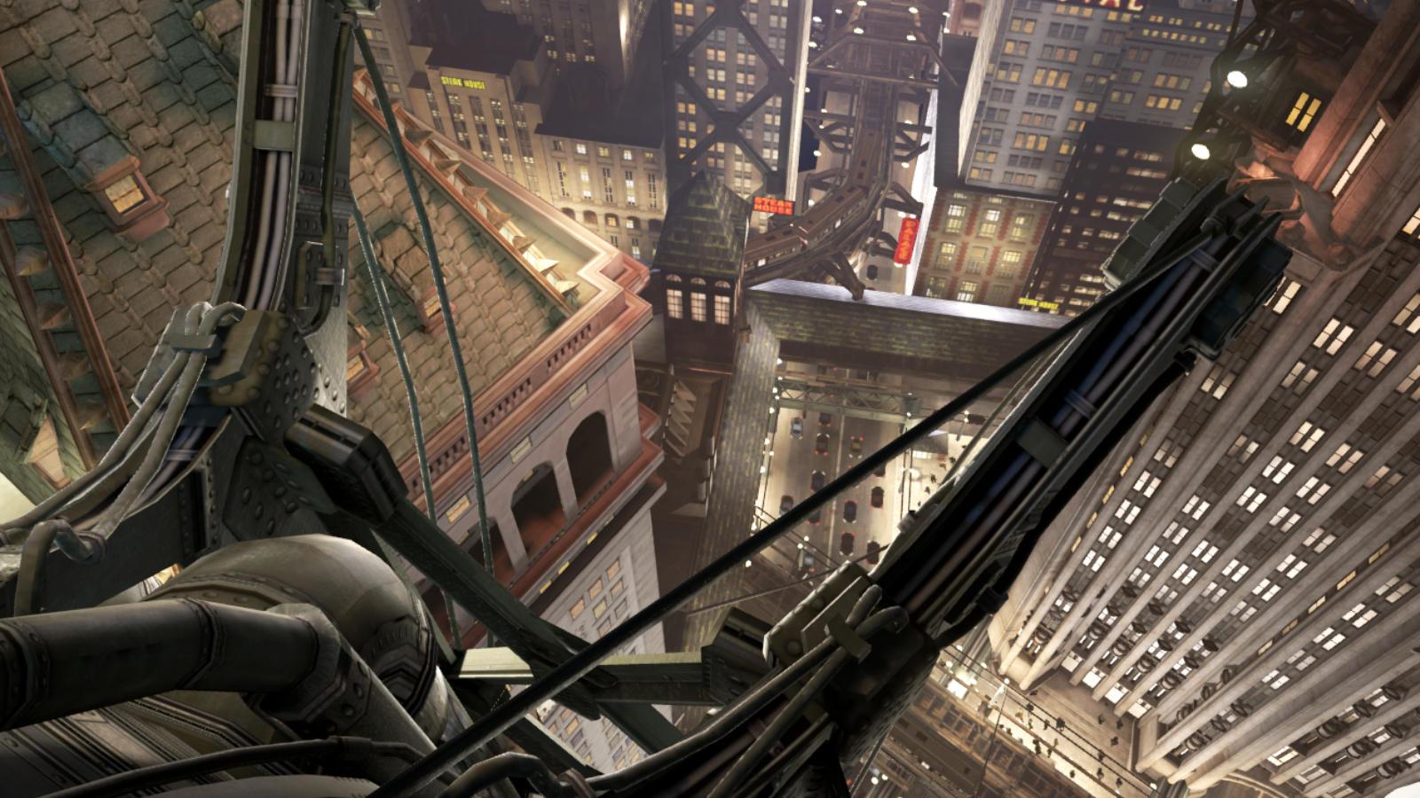 摩天楼から下を見下ろした時の恐怖は本物だ